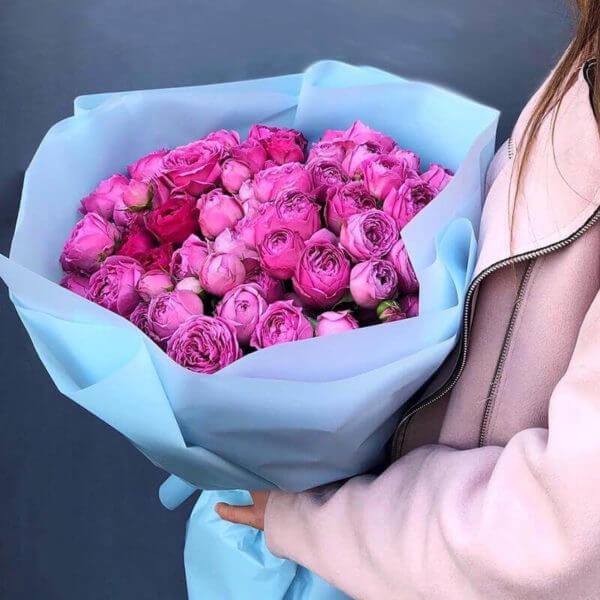 розы москва