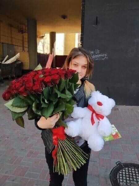 заказать букет цветов с доставкой