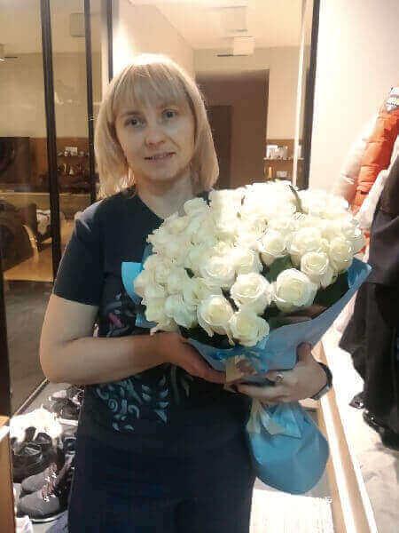купить цветы с доставкой по москве