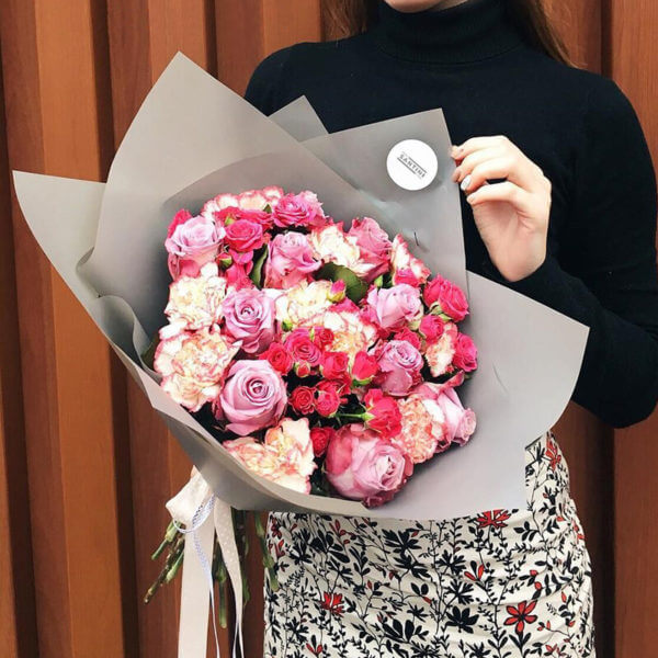 заказать 35 роз