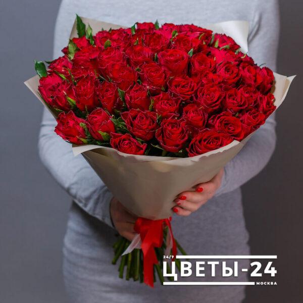 51 роза доставка