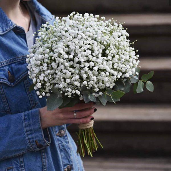 букет невесты недорого в москве