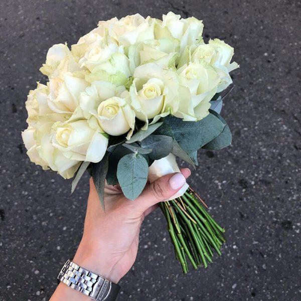 свадебный букет москва