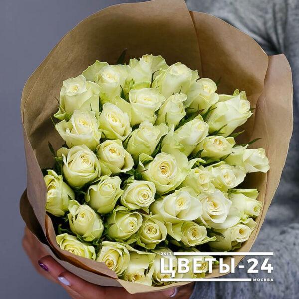 цветов москва недорого розы