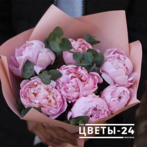 Пионы купить в Москве