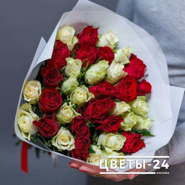 цветы с доставкой сегодня недорого