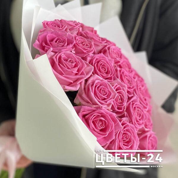 25 роз Москва