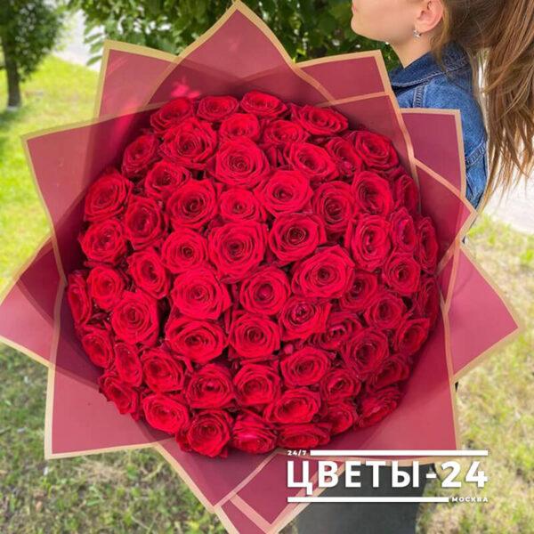 букет 51 роза купить