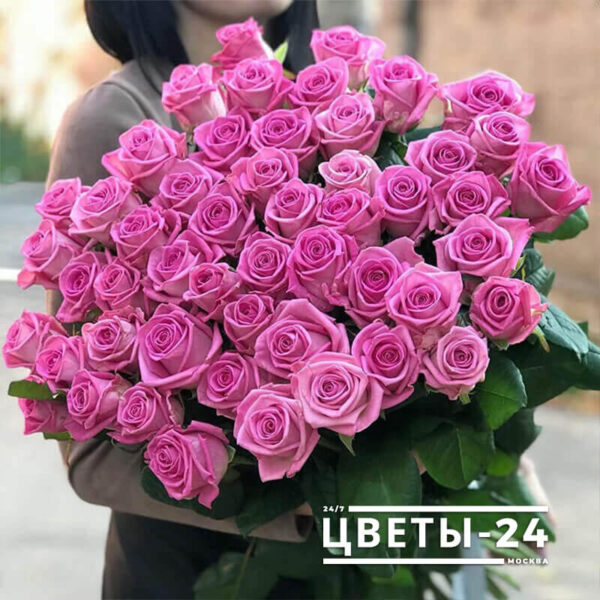 51 роза купить