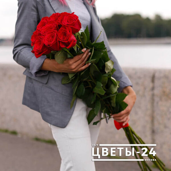 метровые розы дешево