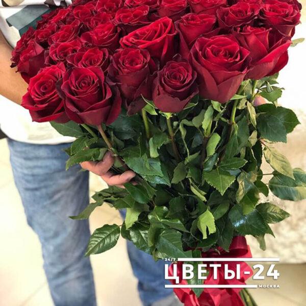 метровые розы цена